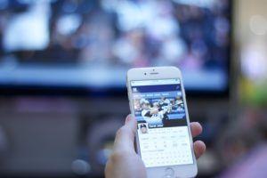 tv en ingles online