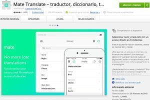 traductor ingles extension chrome