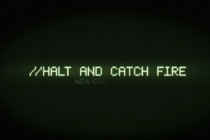 Serie Halt and catch fire en inglés online